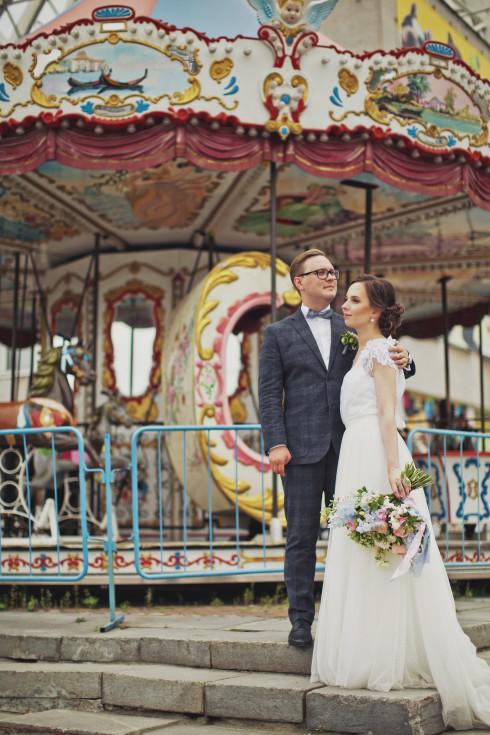 Свадьба «Романтика Парижа»