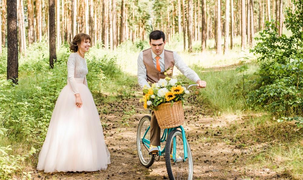 Свадьба «Кантри»