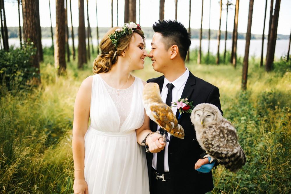 Интернациональная свадьба: тонкости организации
