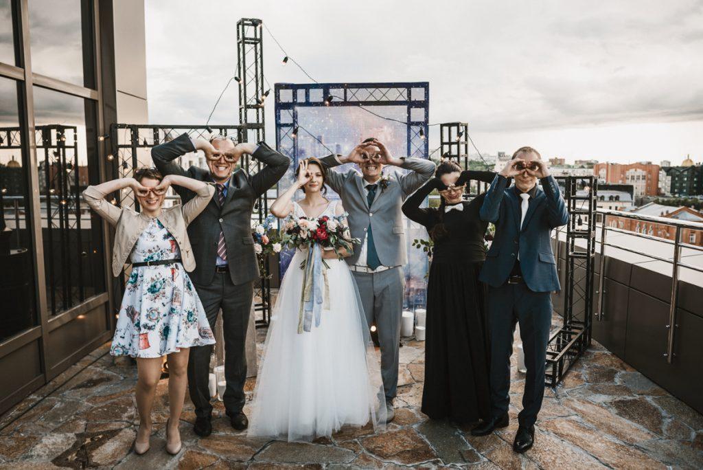 """Свадьба """"Урбан"""""""