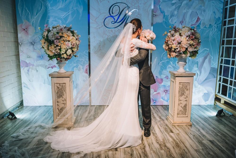 Свадьба «Лазурная»