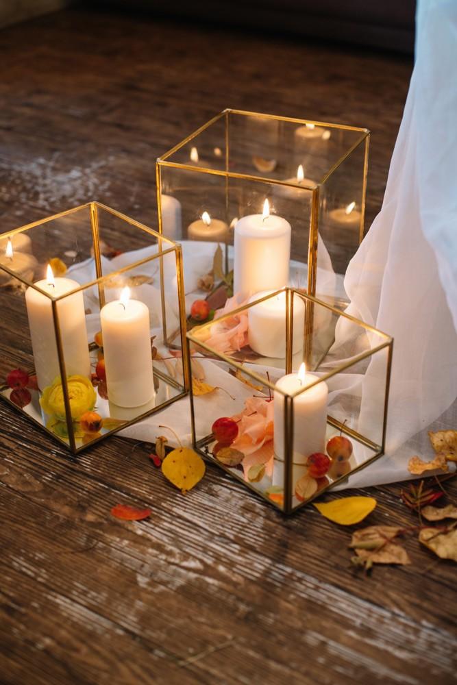 Cвадьба «Осеннее бохо»