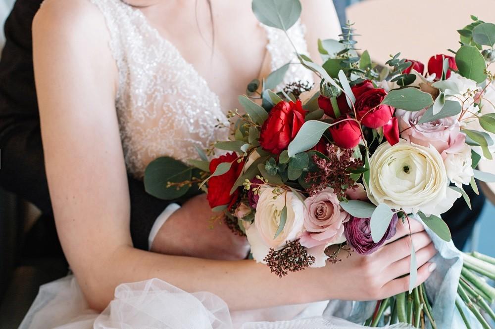 Свадьба «Нежный февраль»
