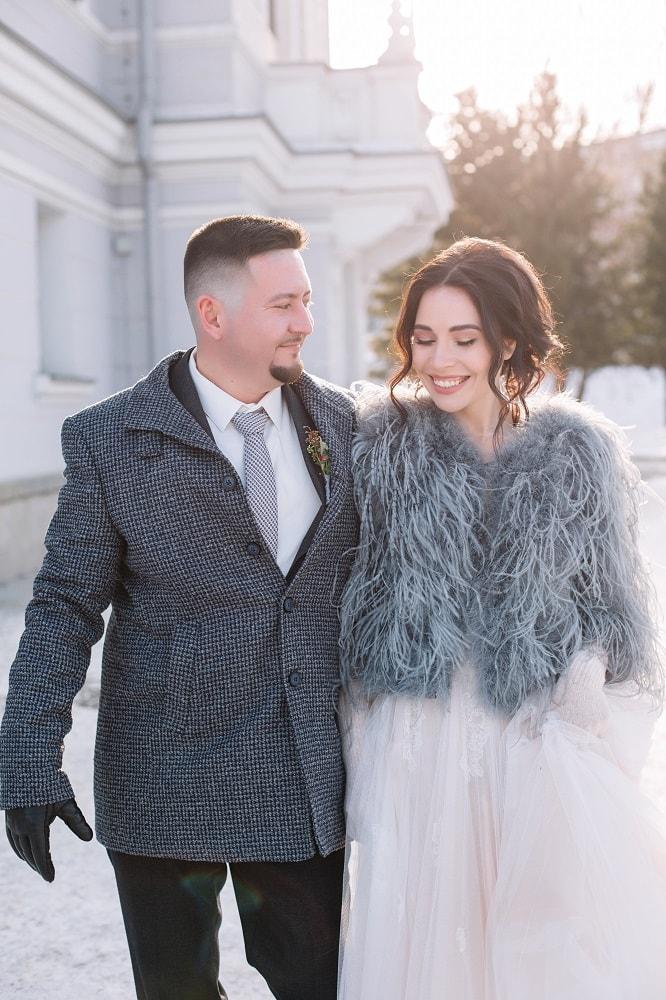 """Свадьба """"Нежный февраль"""""""