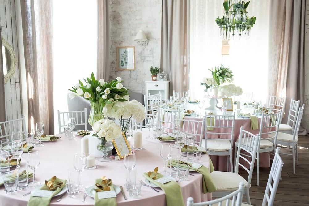 Свадьба «1000 тюльпанов»