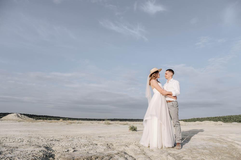 Фотосессия до или после свадьбы