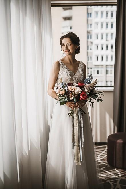 Где купить или сшить необычное свадебное платье