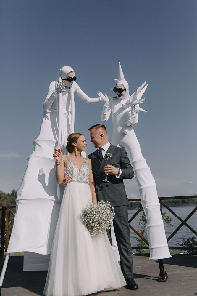 """Свадьба """"Гипсофилы"""""""