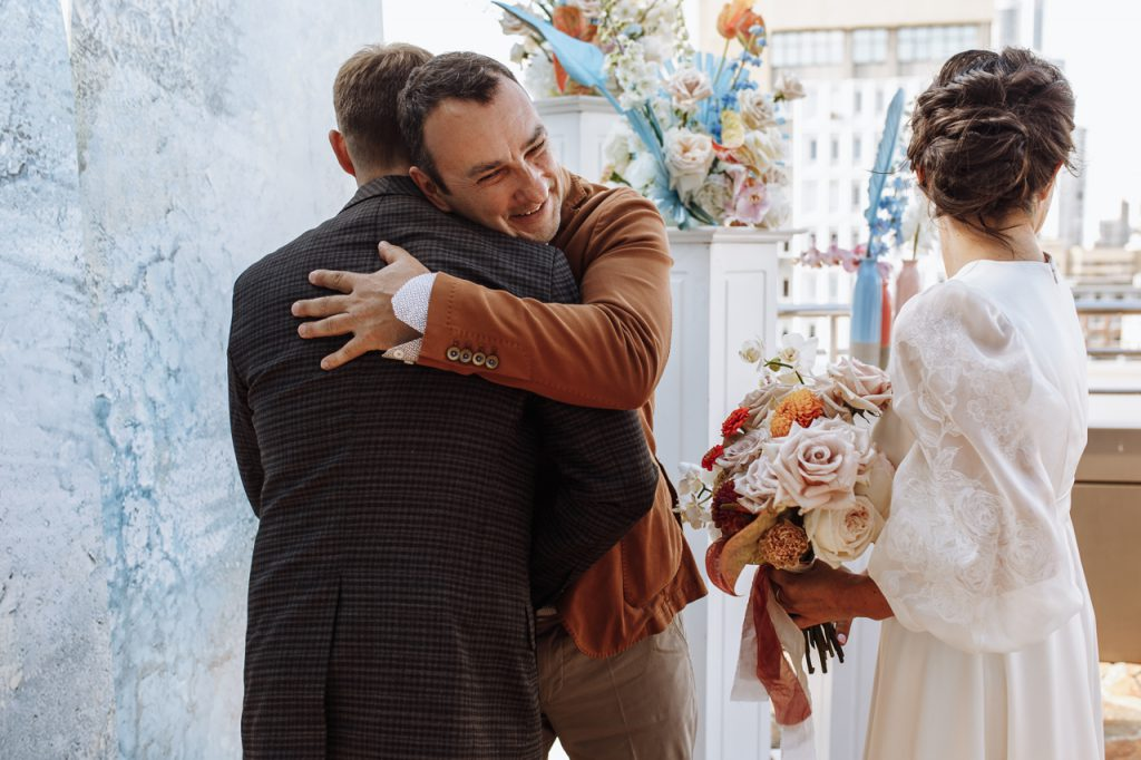 """Свадьба """"Плавные линии"""""""