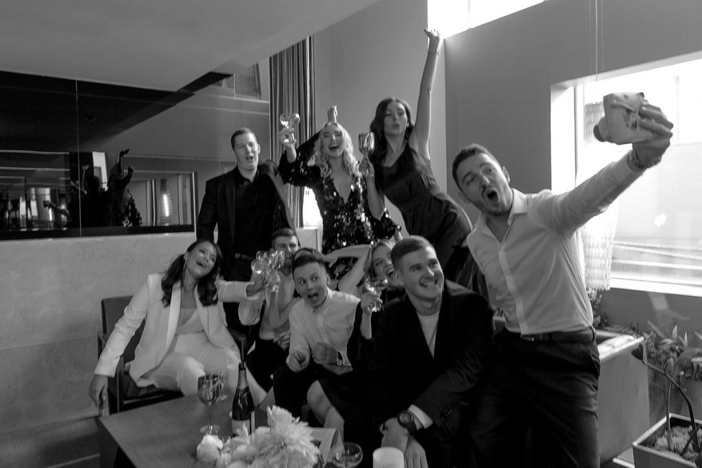 "Свадьба ""Moët & Chandon"""