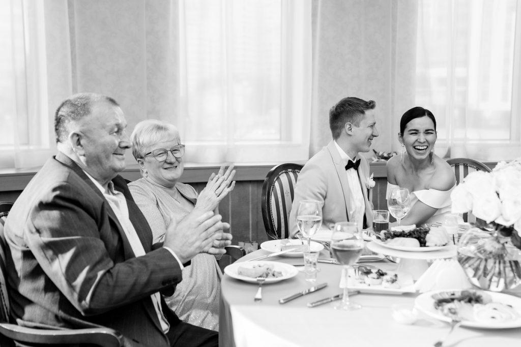 Семейная свадьба